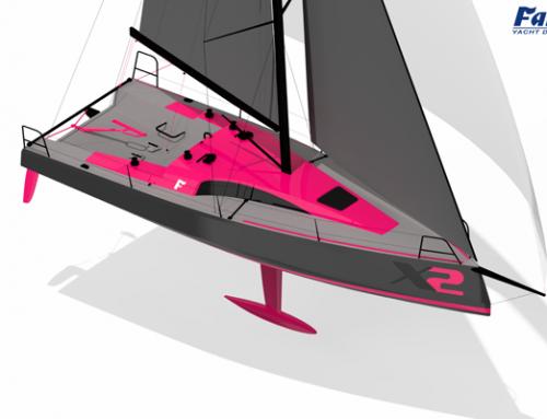 Seldén is an official supplier for Farr X2